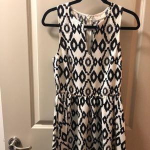 Everly Tribal Print Dress Medium